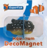 SuperFish Kugelfisch Deko Magnet
